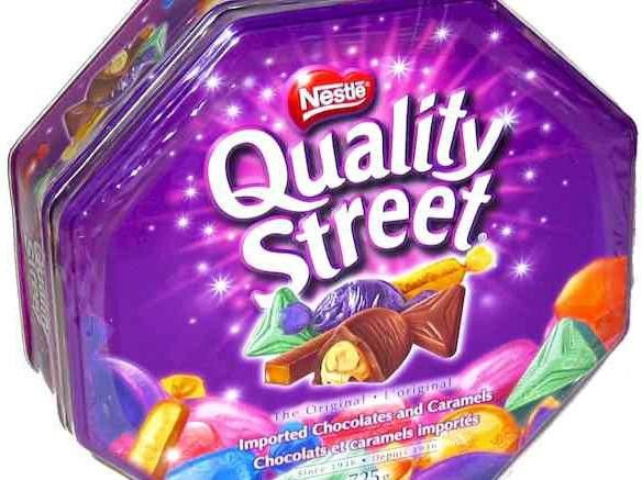 Doncaster Shopper Buys 15 Tins Of Quality Street As Tesco