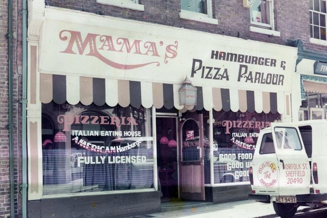 A Big Slice Of City History At Countys Oldest Pizzeria