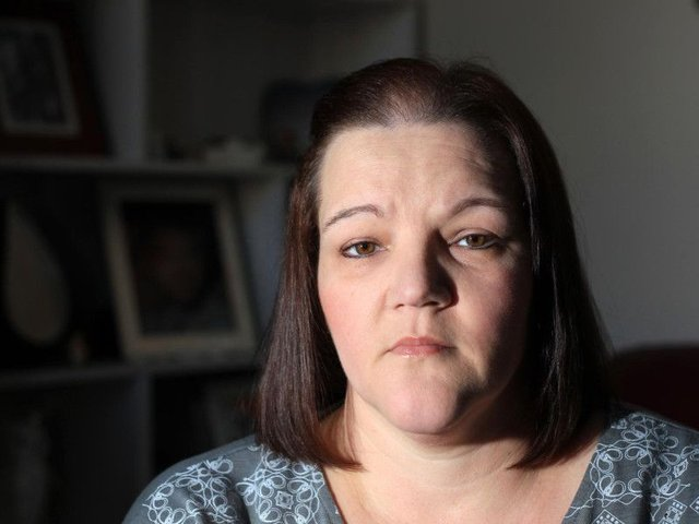 South Yorkshire mum on the pain of losing her only son to a