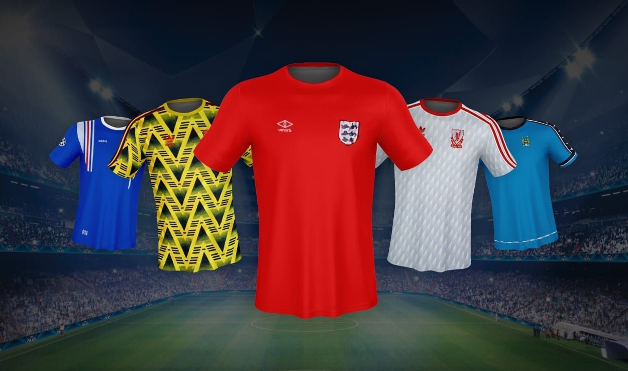 205d897df49 Best and worst football shirts of all time revealed   The Star