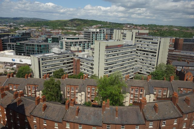 CITY GROWTH: HSBC banking complex in Sheffield sold in huge revamp