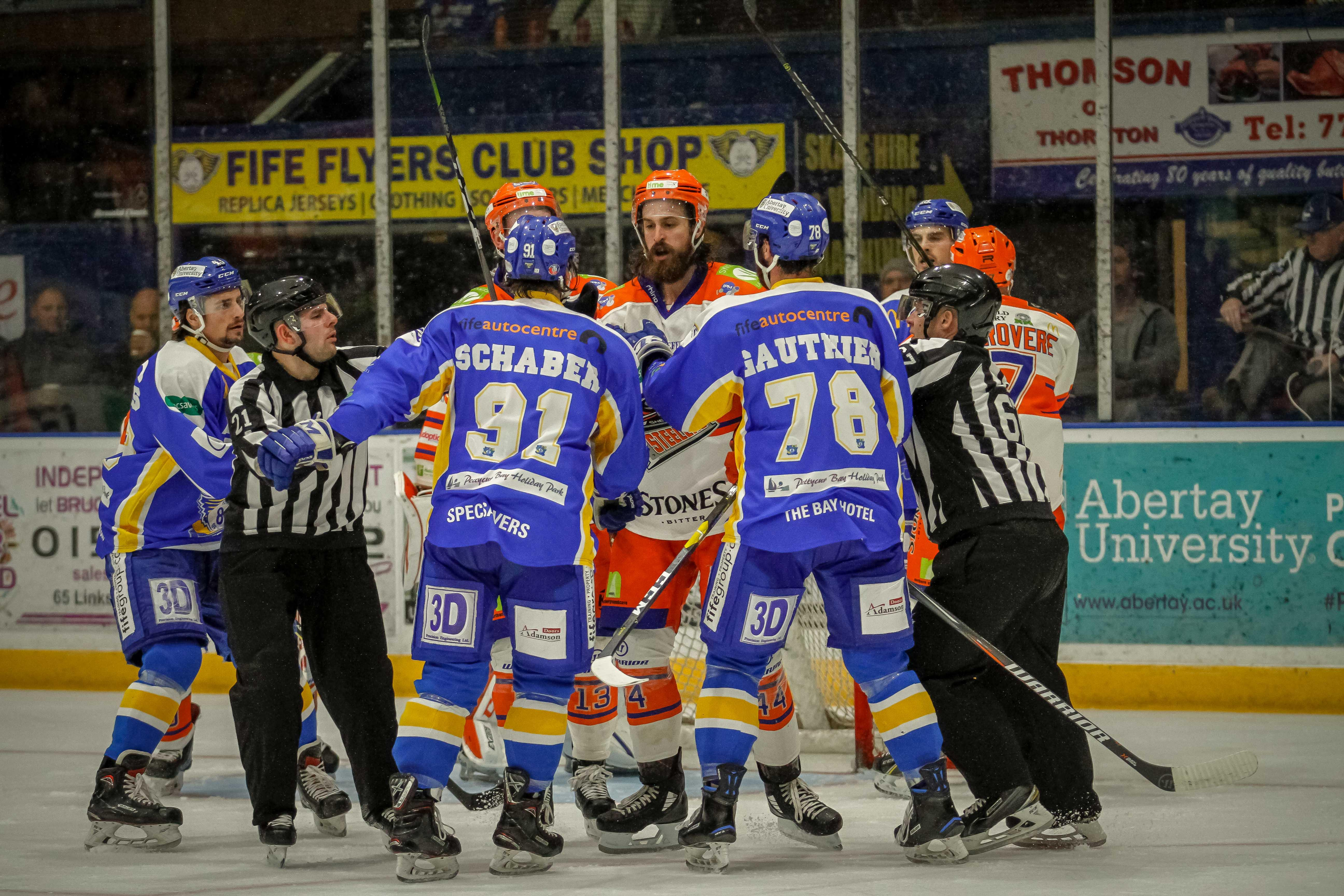 Sheffield Steelers Summer Transfer Activity And Other Elite Ice
