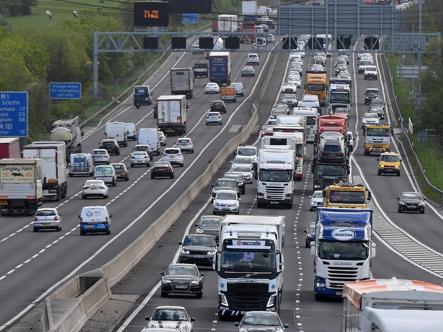 Traffic delays likely across Sheffield as roadworks carried