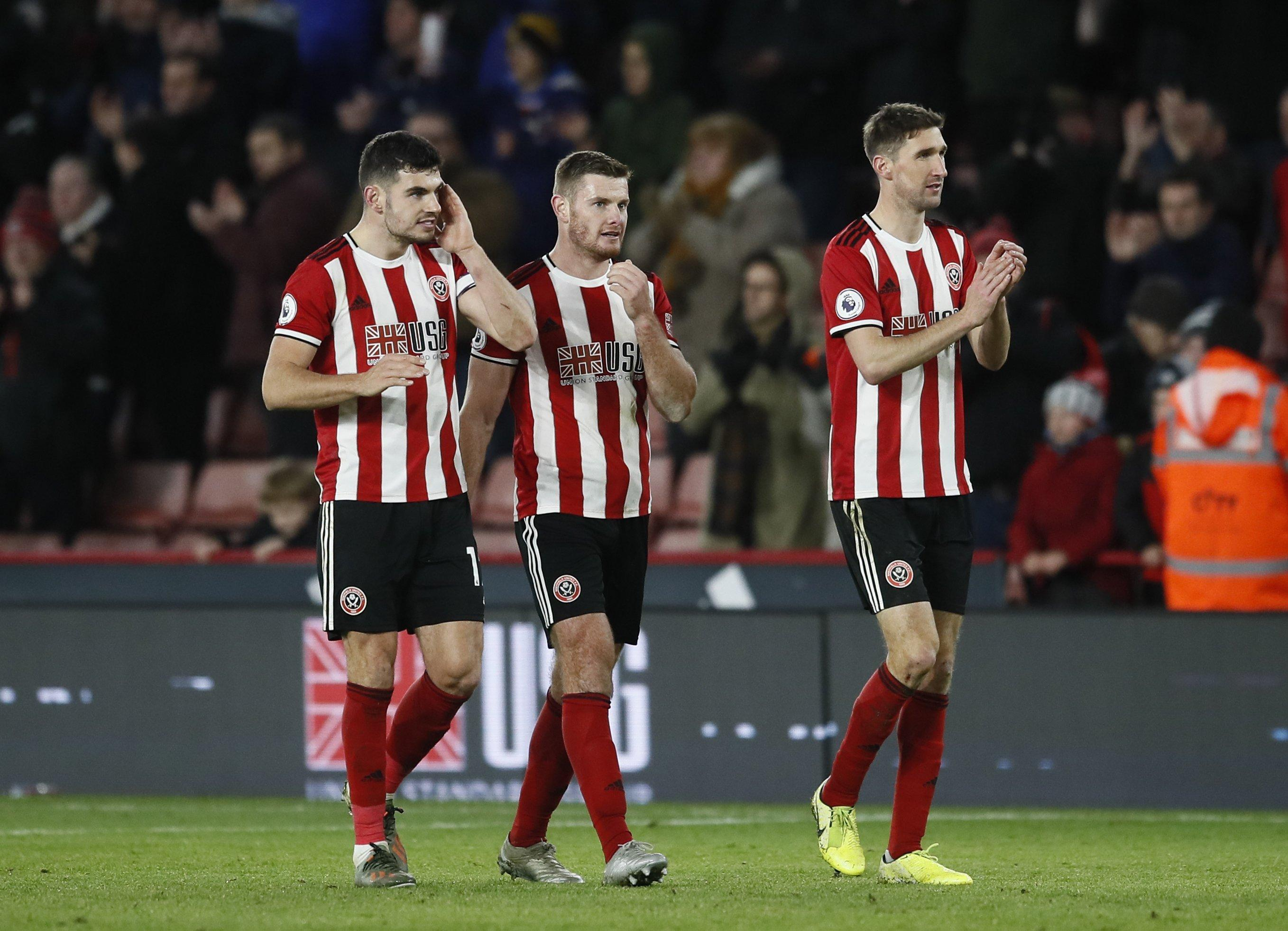 Sheffield United: John Egan explains why only Leicester City have kept more  clean sheets | The Star