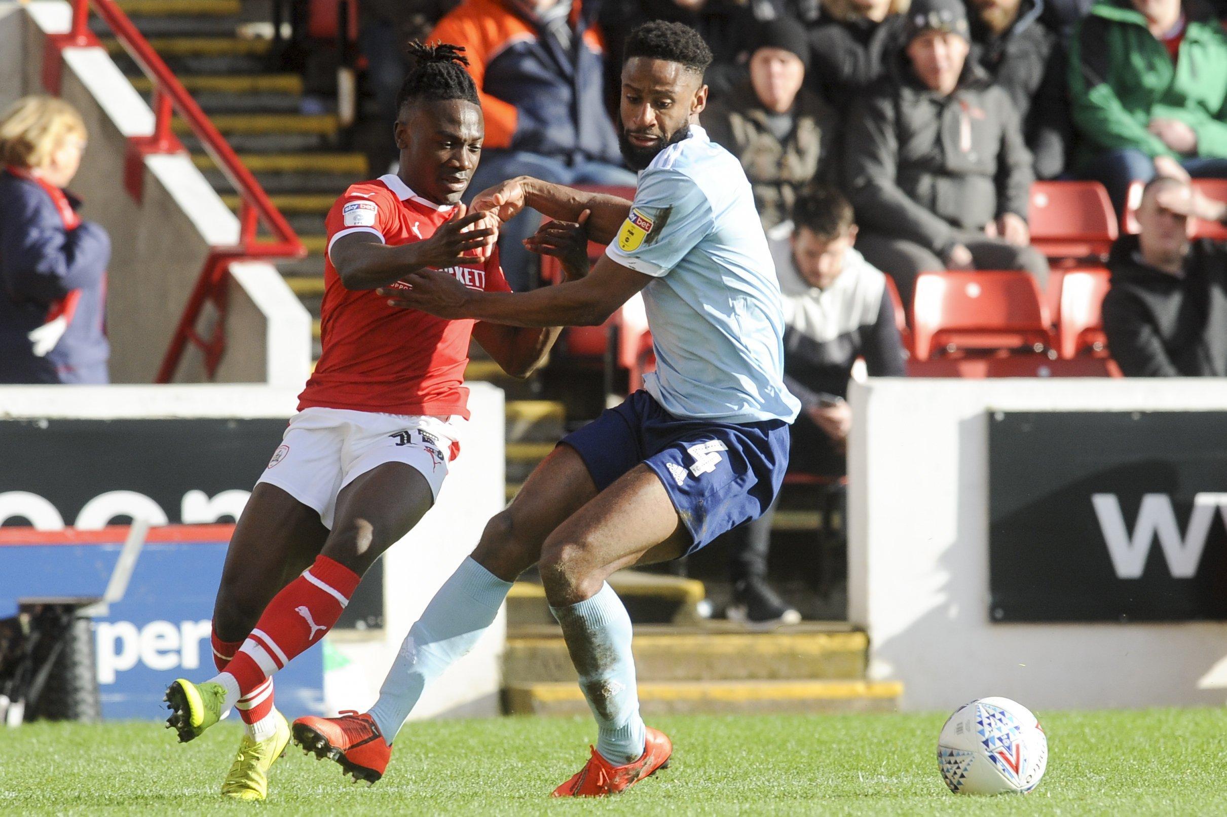 Barnsley: Jordan Green calls for bravery after Luton defeat