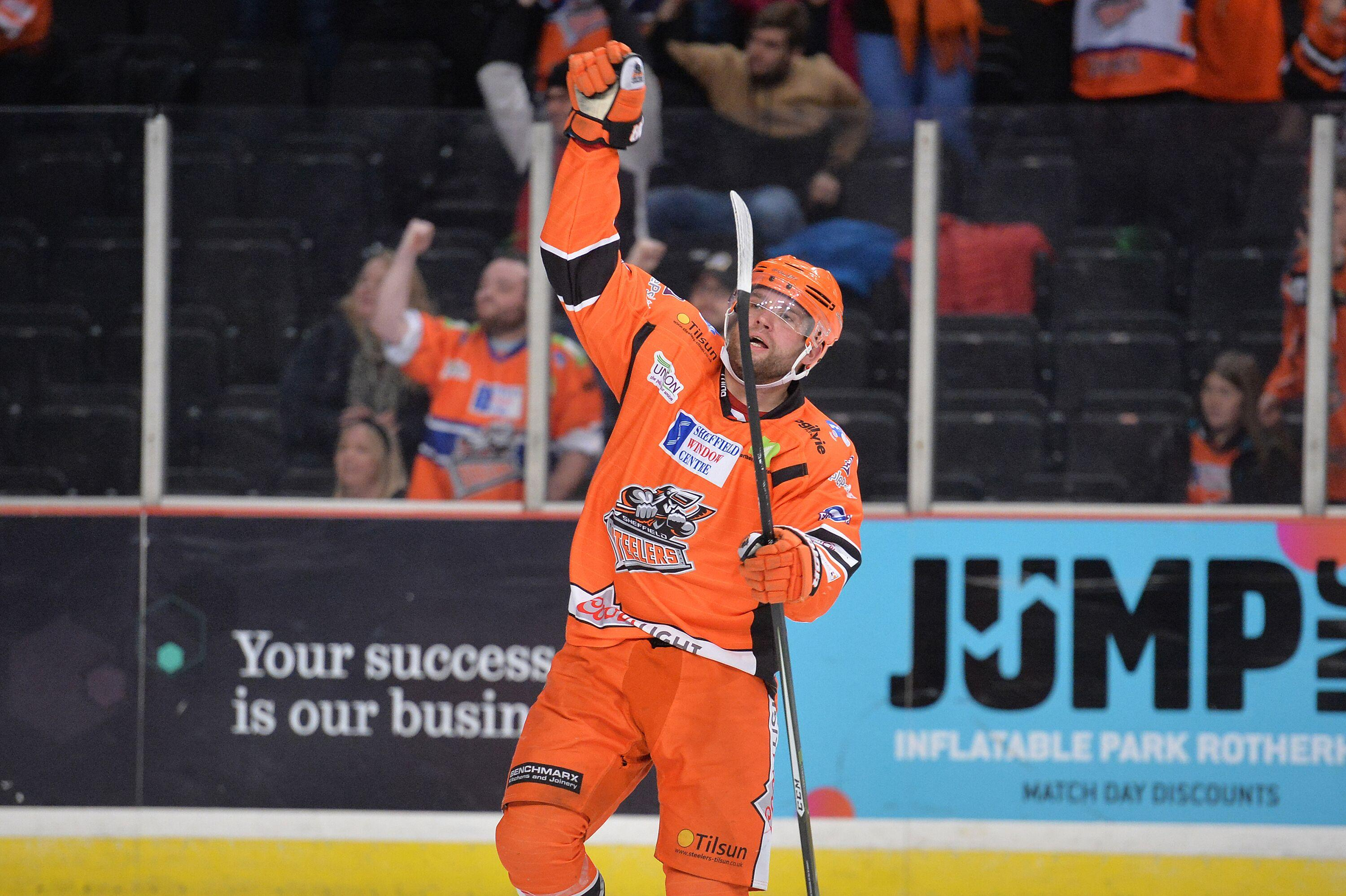 Sheffield Steelers: Aaron Fox Says It Is Up To Manchester