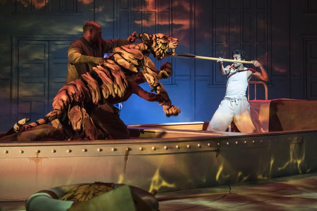 Review: Tiger and actors burning bright on Sheffield