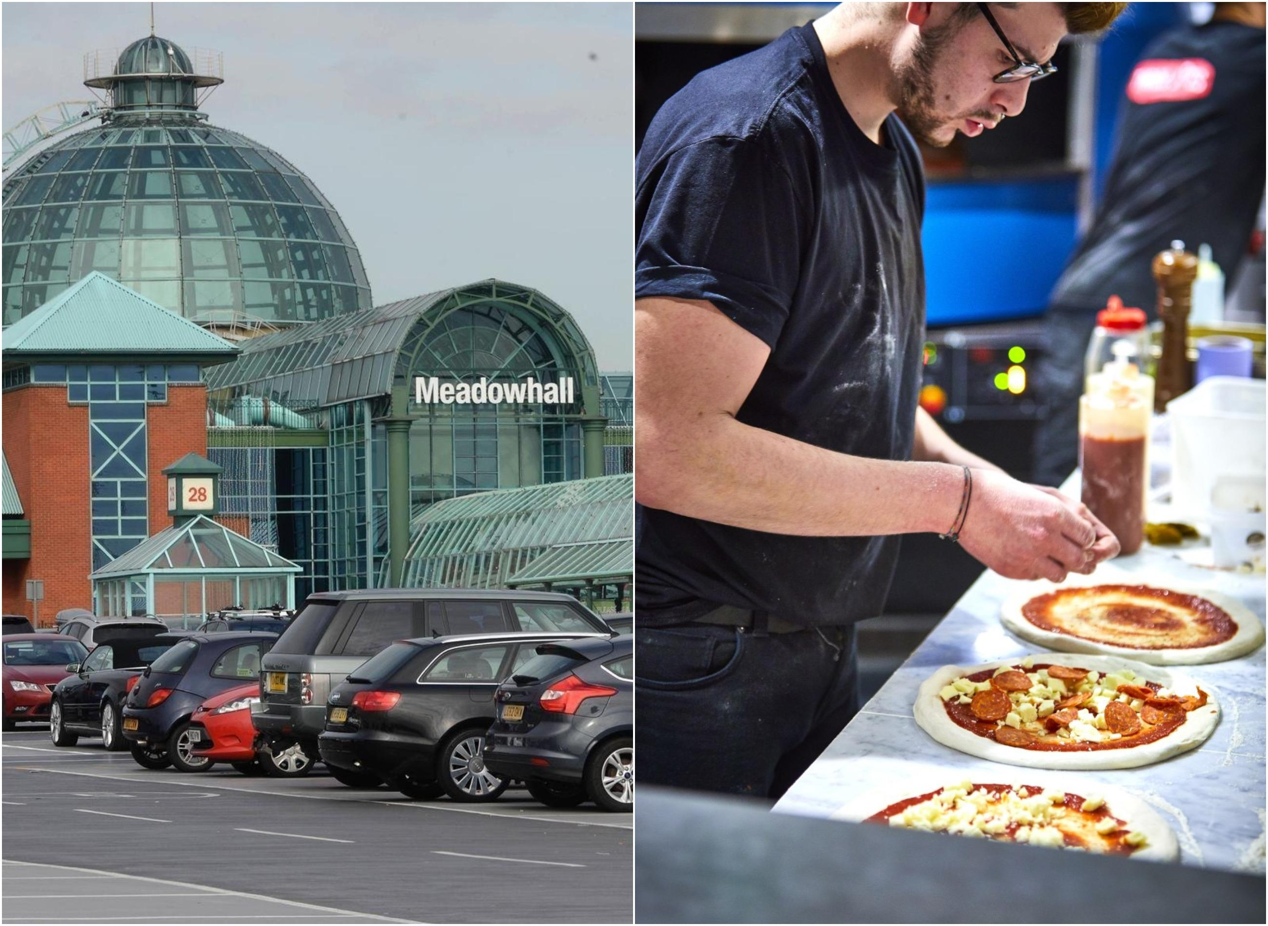 New Meadowhall Restaurant Offering Free Pizza To Sheffield