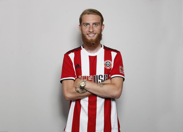 Image result for oliver mcburnie sheffield utd