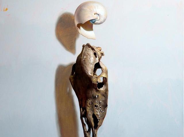 Cooper Prize  Winner - Poseidon by Kieran Ingram