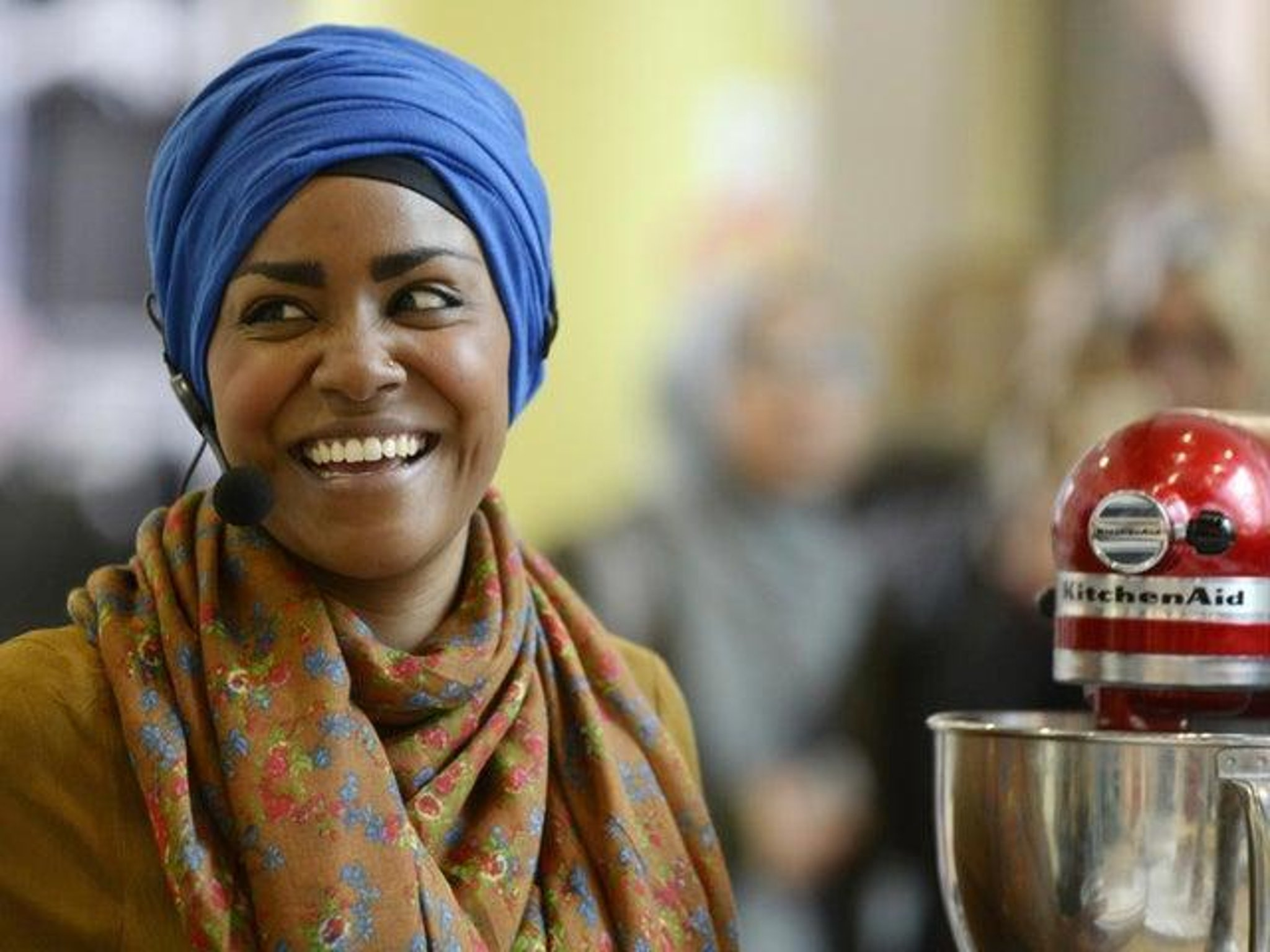 Nadiya Hussain and Fred Sirieix visit Leeds in BBC Two's Remarkable Places to Eat