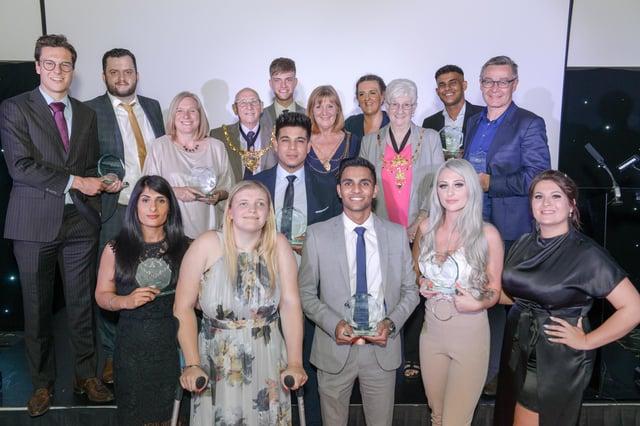 Sheffield City Region Apprenticeship Awards 2019.