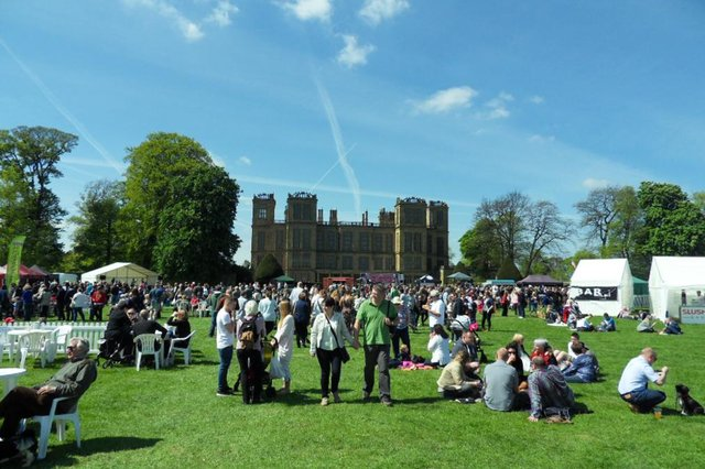 Family Friendly Food Festival back at Hardwick Hall this summer!