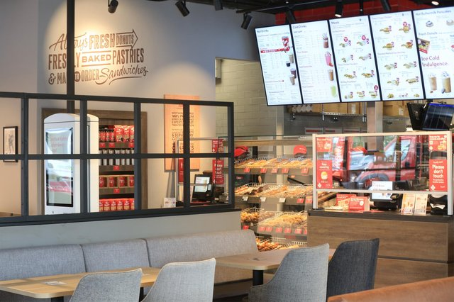 The new Tim Hortons branch in Sheffield will be the chain's 29th in the UK but first in Yorkshire