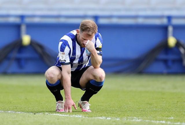 Sheffield Wednesday defender Tom Lees.