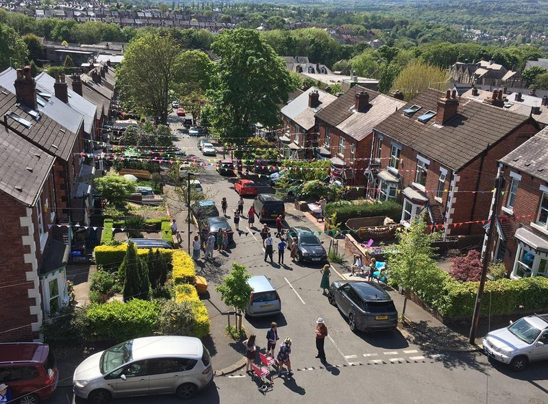 """Pamela Ejogbamu said: """"I've lived at Woodseats and now live in Meersbrook. Love both areas. Great people, great shops, parks, cafes, restaurants - I couldn't imagine living anywhere else now."""""""