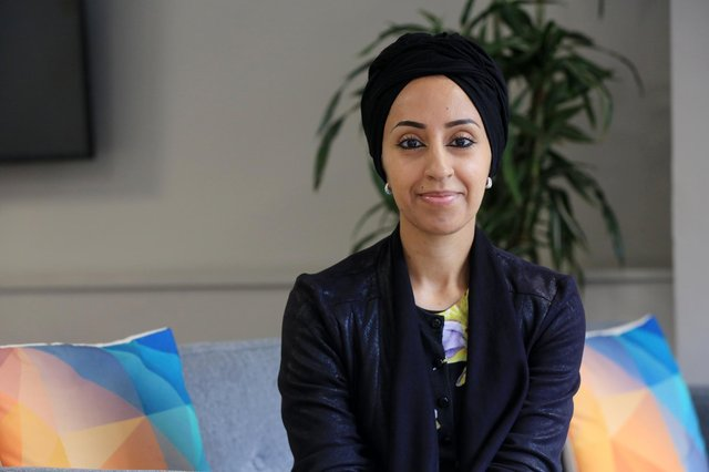 Sheffield City Councillor Abtisam Mohamed. Picture: Chris Etchells