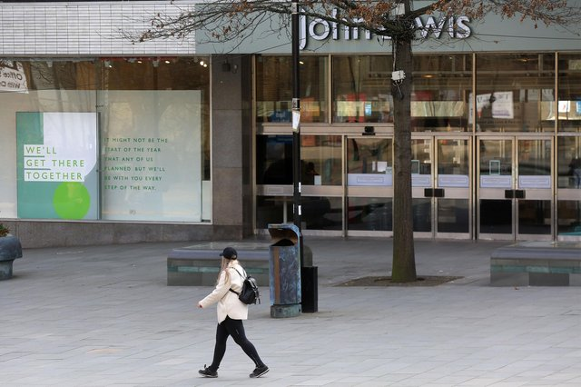 John Lewis in Sheffield City Centre is set to close. Picture: Chris Etchells