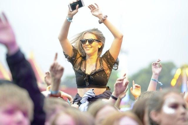 Tramlines Festival is set to return to Sheffield this July, with no Covid restrictions in place as part of the Government's Event Research Programme. Picture: Dean Atkins.