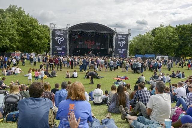 Tramlines Festival in Sheffield - Picture: Dean Atkins