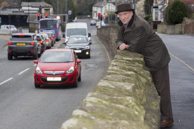 Graham Jones, who founded the Burngreave Clean Air Campaign. Picture: Dean Atkins