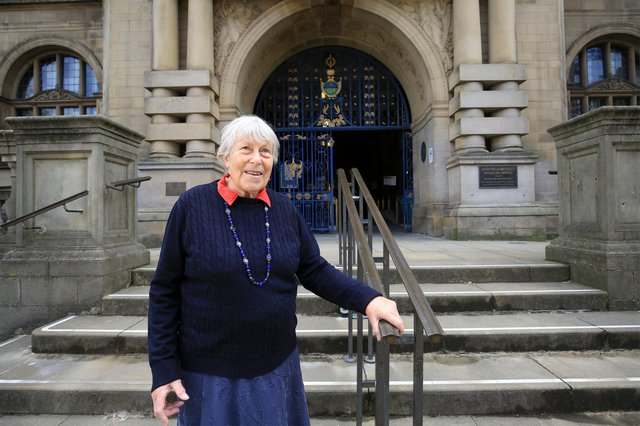 Former Labour MP Helen Jackson has written a new book about her time running Sheffield Council in the 1980s. Picture: Chris Etchells