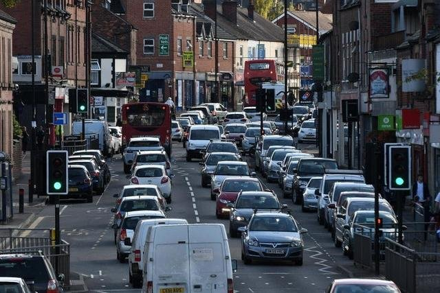 Drivers in Sheffield have spoken about what gets on their nerves the most.