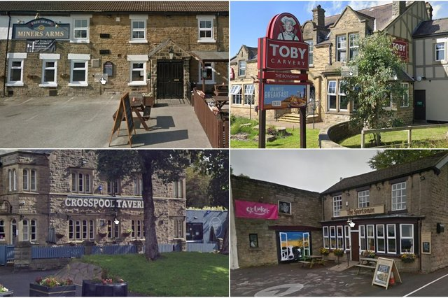 Pubs you recommend for Sunday lunch