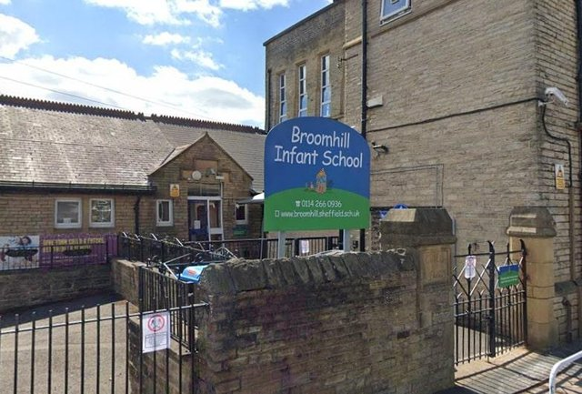 Broomhill Infant and Junior School in Sheffield