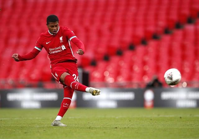Liverpool's Rhian Brewster is Sheffield United's main transfer target