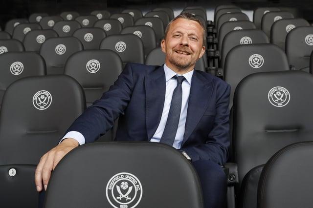 Slavisa Jokanovic, the new manager of Sheffield United: Darren Staples / Sportimage