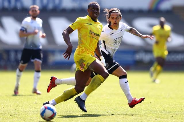 Sheffield Wednesday are interested in young midfielder Dennis Adeniran.