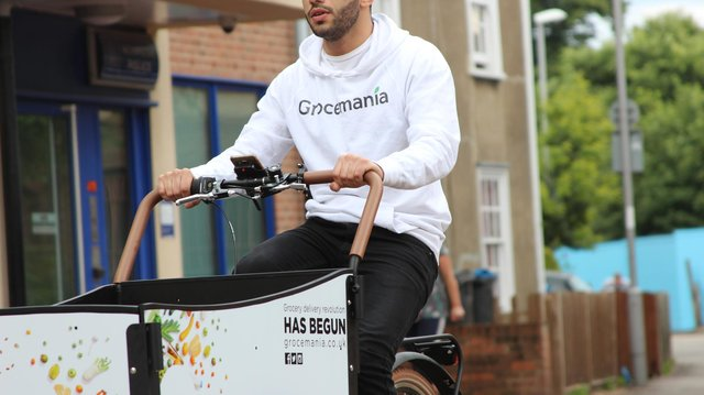 Grocemania has launched in Sheffield today, Tuesday, May 4