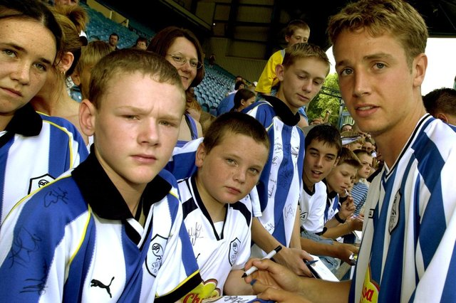 14 great photos of Sheffield Wednesday fans in the 2000s.