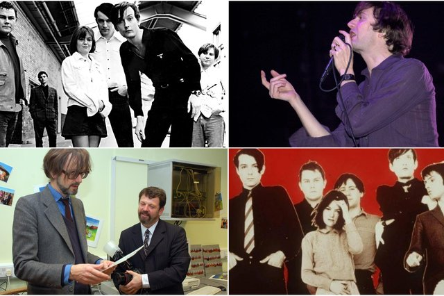 Pulp and Jarvis Cocker over the years