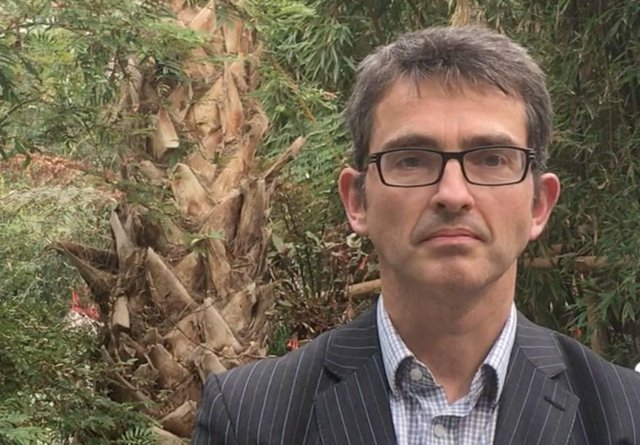 Sheffield's Director of Public Health, Greg Fell