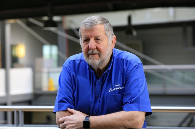 Prof Keith Ridgway. Picture: Chris Etchells