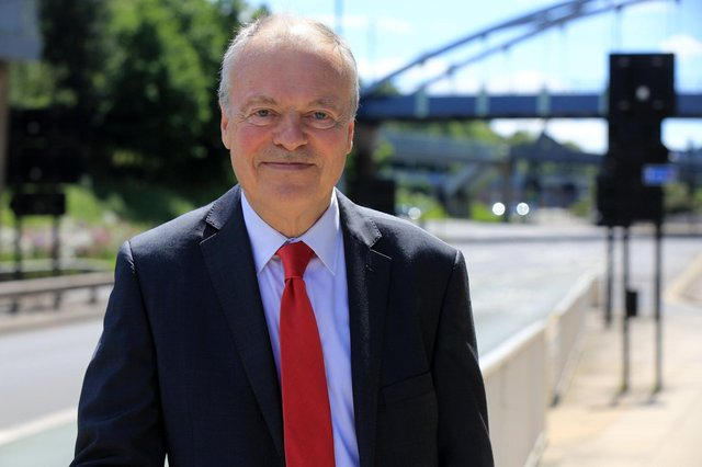 Sheffield MP Clive Betts is backing the attempt to get Hillsborough Stadium recognised as an 'Asset of Community Value'