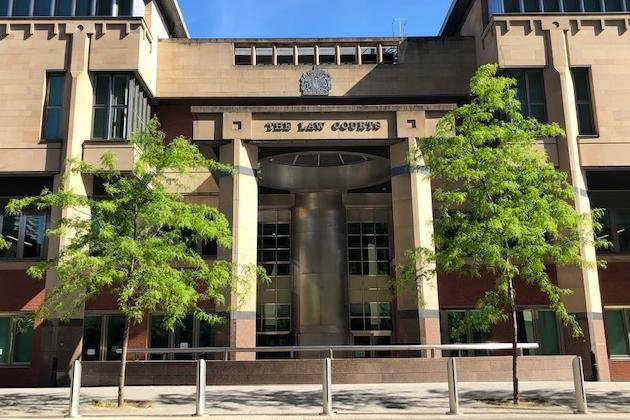 Sheffield Crown Court, pictured, has heard how a violent young gang which terrorised people on the streets of Sheffield has been brought to justice.