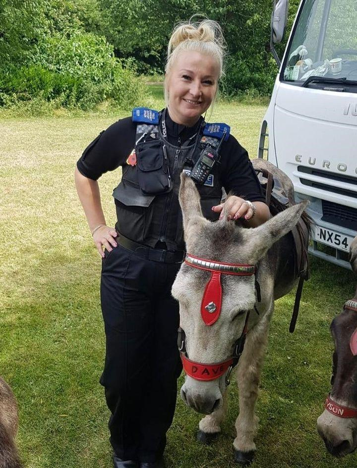 More than £25,000 raised in memory of much-loved Rotherham police officer