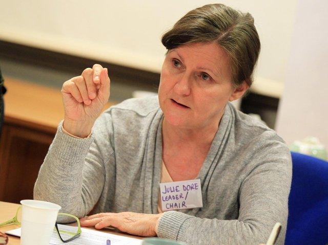 Julie Dore.
