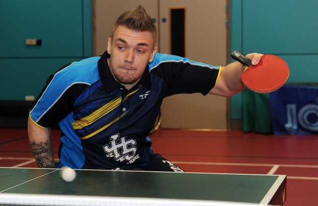 Sheffield-based Paralympic table tennis star Jack Hunter-Spivey has qualified for the Tokyo Games.