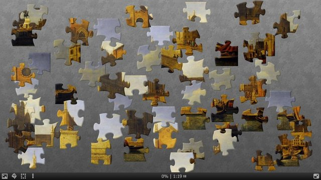 Barnsley Museums jigsaw competition