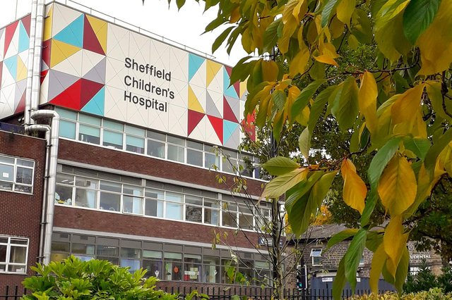 Trips to Sheffield Children's Hospital have inspired many poorly youngsters