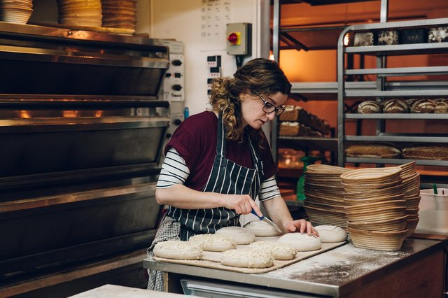 Martha Brown, owner of Forge Bakehouse