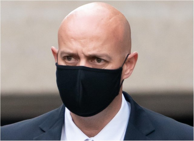 PC Benjamin Monk has been jailed for eight years