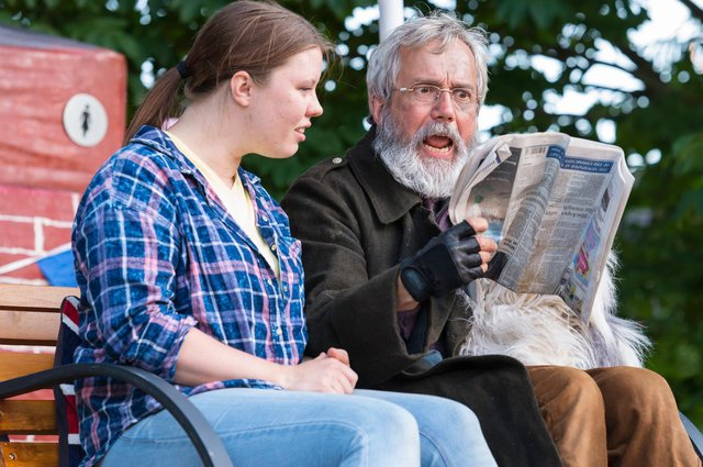 The 2015 version of Mr Stink, performed by Heartbreak Productions