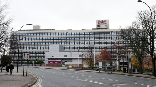 Sheffield Hallam University has been affected by a data breach after cyber criminals hacked software provider Blackbaud