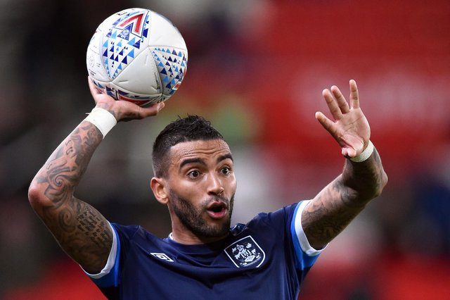 Former Leicester City full-back Danny Simpson played for Sheffield Wednesday's under-23 side yesterday.