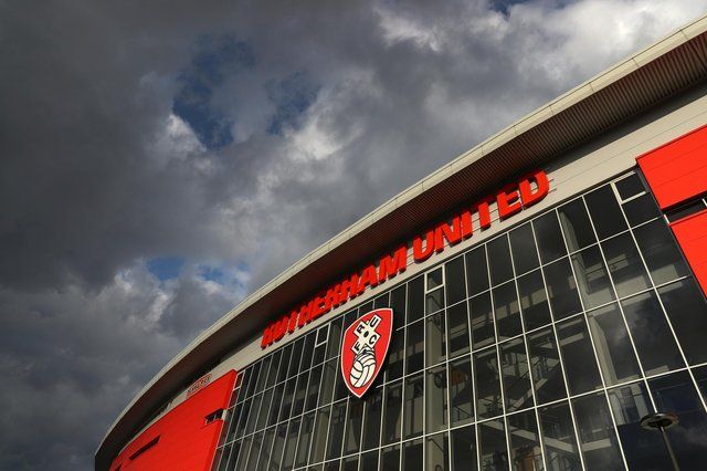 Rotherham United's AESSEAL New York Stadium will play host to Sheffield Wednesday's second away league match of the season.